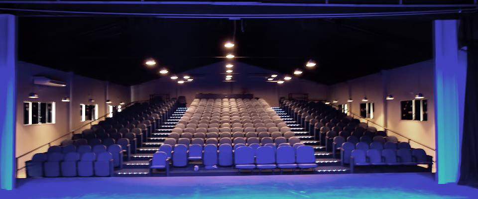 Teatro Teresa D'Ávila - Lorena-SP - Projeto de reforma e execução